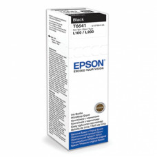 Epson C13T66414A Siyah Mürekkep 70Ml