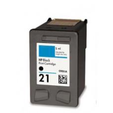 HP 21 Siyah Mürekkep Kartuşu C9351AE