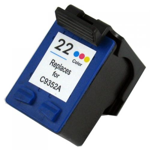 HP 22 Renkli Mürekkep Kartuşu (C9352A)