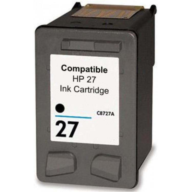 HP 27A Siyah Mürekkep Kartuşu C8727A