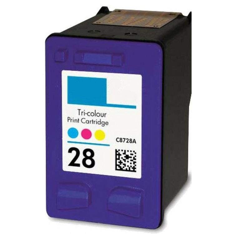 HP 28 Renkli Mürekkep Kartuşu (C8728AE)
