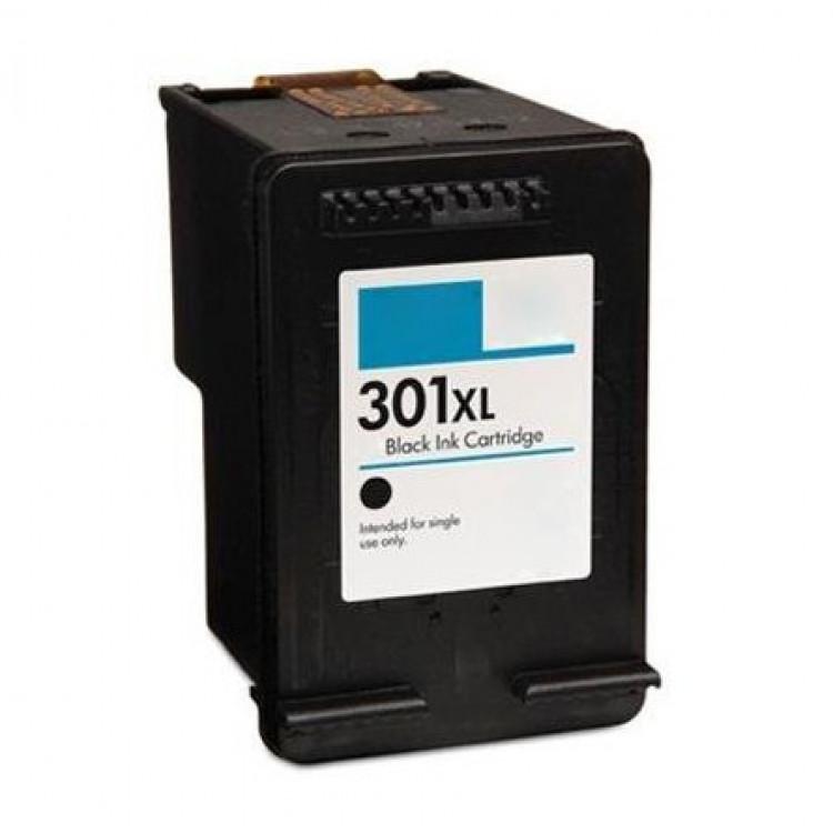 HP 301 XL Siyah Yüksek Kapasiteli Mürekkep Kartuşu CH563EE