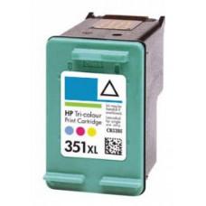 HP 351 XL Yüksek Kapasiteli Renkli Mürekkep Kartuşu (CB338EE )