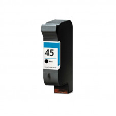 HP 45 Siyah Yüksek Kapasiteli Mürekkep Kartuşu 51645A
