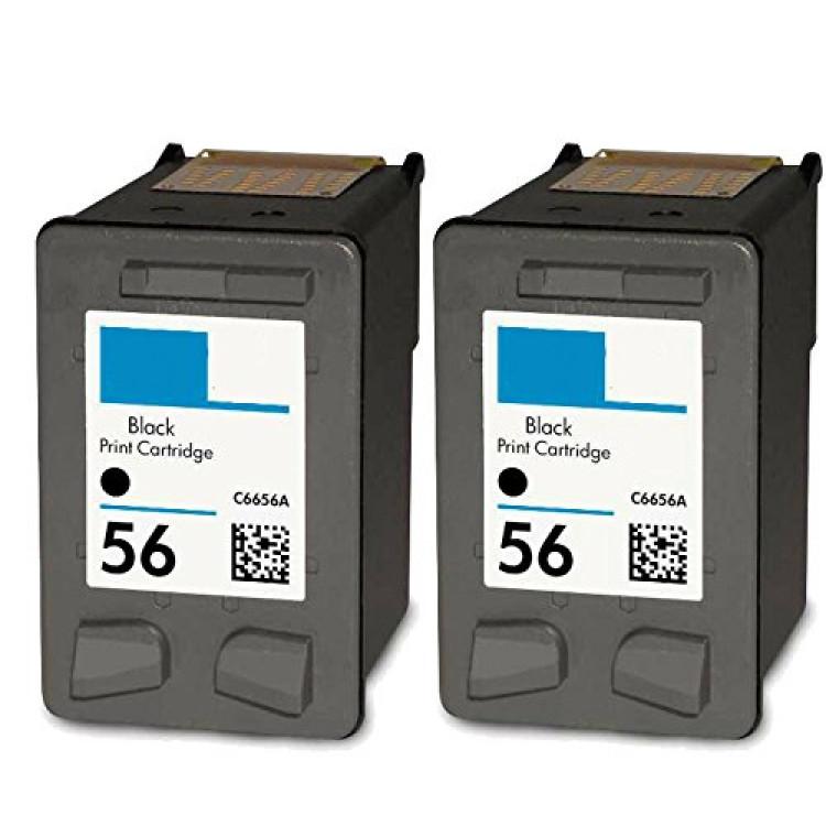 HP 56A Siyah Mürekkep Kartuşu C6656A