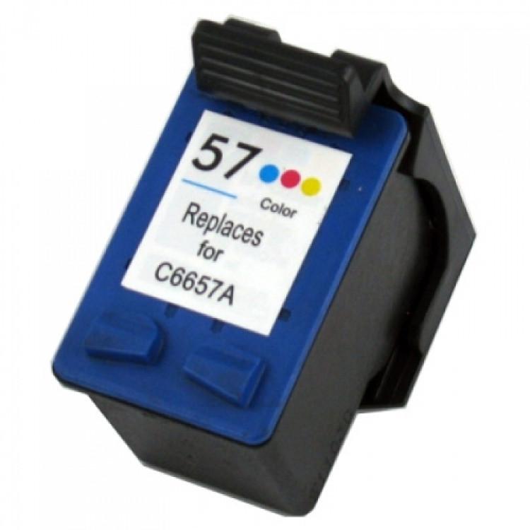 HP 57 Renkli Mürekkep Kartuşu CC644EE