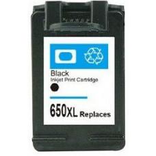 Hp 650 XL Yüksek Kapasiteli Siyah Mürekkep Kartuşu CZ101AE