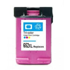 Hp 652 XL yüksek Kapasiteli Renkli Mürekkep Kartuşu