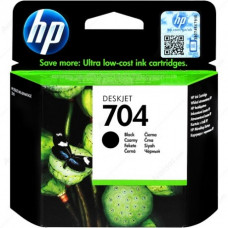 HP 704 Siyah Orijinal Ink Advantage Mürekkep Kartuşu (CN692AE)
