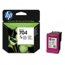 HP 704 Üç Renkli Orijinal Ink Advantage Mürekkep Kartuşu CN693AE