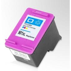 HP 901 Renkli Mürekkep Kartuşu (CC656A)