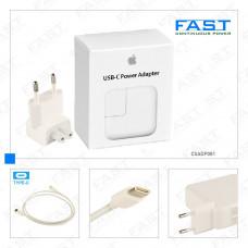 Fast Apple Usb Type C 29W Şarj Adaptörü 14.5V 2A, 5.2V 2.4A CSADP080