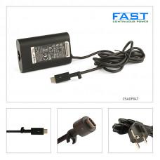 Fast Dell 45W Usb Type C Şarj Adaptörü 5V 2A, 20V 2.25A CSADP047