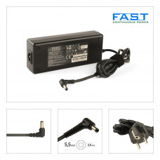 Fast 19v 6.32a 120w 5.5mm*2.5mm 120w Liteon Asus Toshiba Notebook Şarj Adaptörü CMADP094