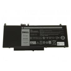 Dell Latitude E5450, E5550 4 Cell 7.4V 51Wh Orjinal Notebook Batarya G5M10 8V5GX, WYJC2, F5WW5, K9GVN, R9XM9, YM3TC