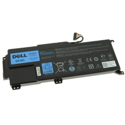 Dell XPS 14z L412Z, V79Y0, 0V79Y0, YMYF6, RMTVY 14.8V 58WHr 6 Cell Orjinal Notebook Batarya