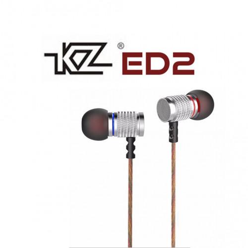 KZ-ED2 Hi-Fi Profosyonel Müzik Kulaklığı