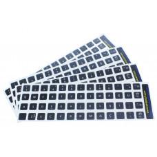 Türkçe Q Mac Klavye Sticker